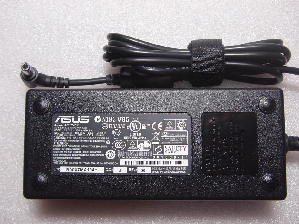 120W AC Adapter Charger Power Supply Asus 04G26500342